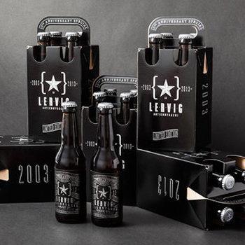 Lervig's 10th Anniversary Beer