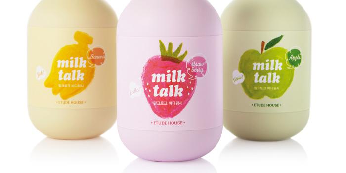 Milk Talk Beauty Package Inspiration