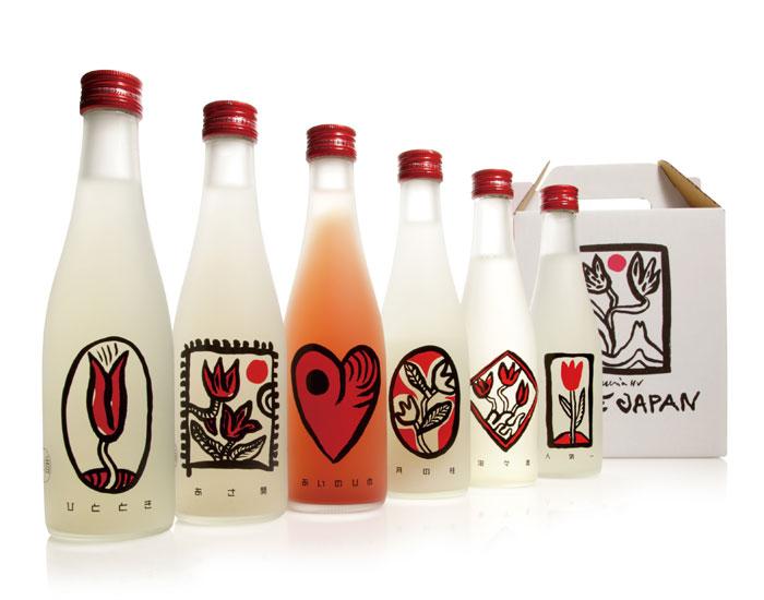 Rice Magic Sake Japan