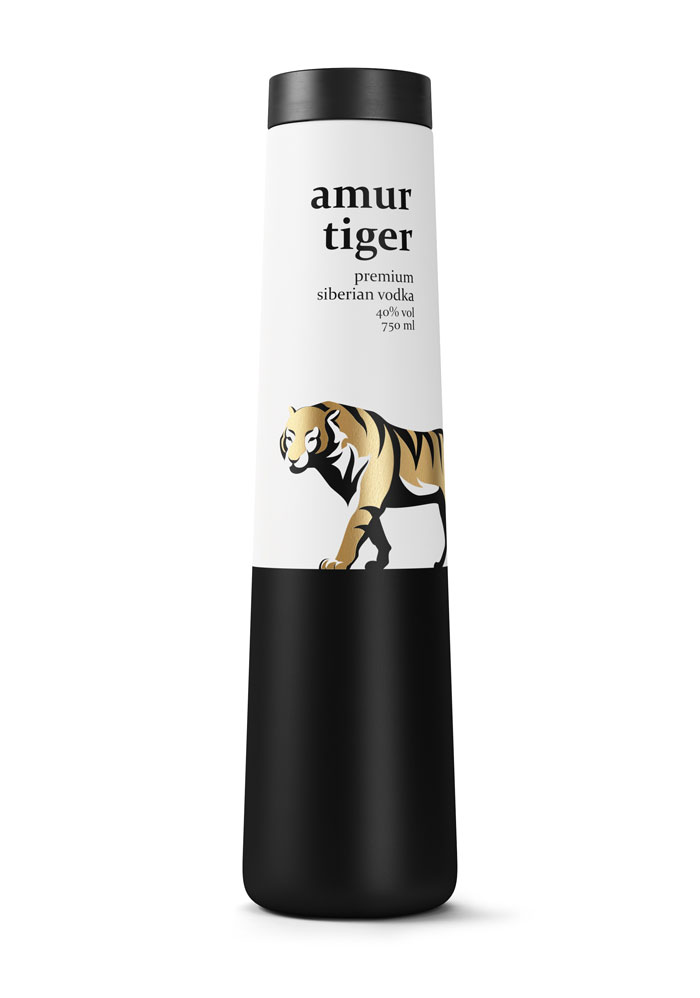 Amur Tiger Vodka