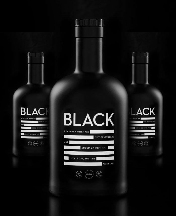 Black Vodka 2
