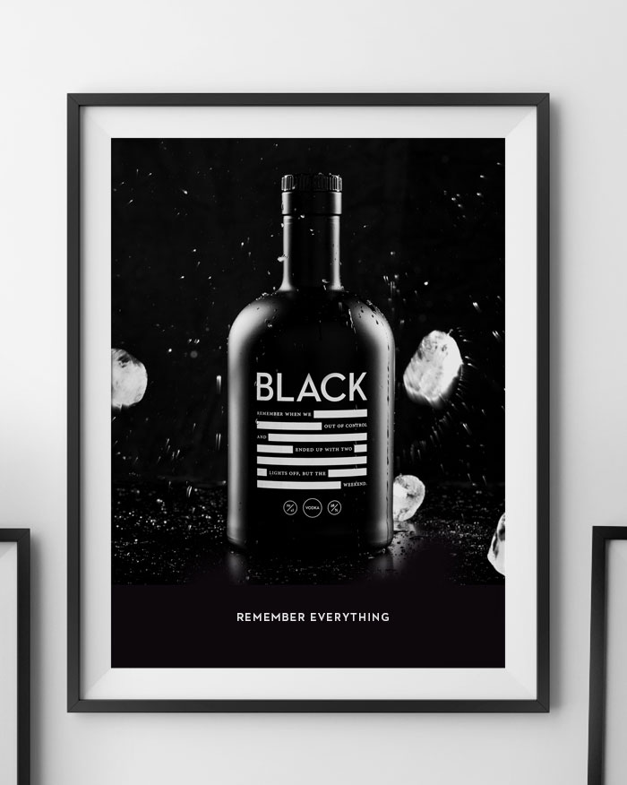 Black Vodka 4