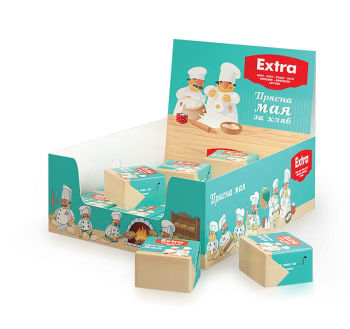 Bread Yeast Extra