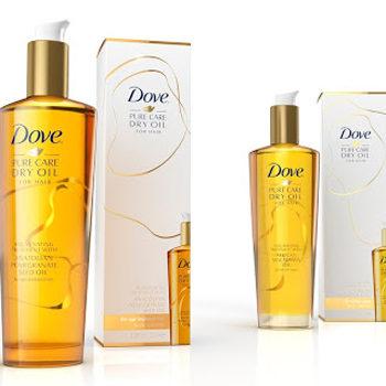 Dove Hair Care New Range