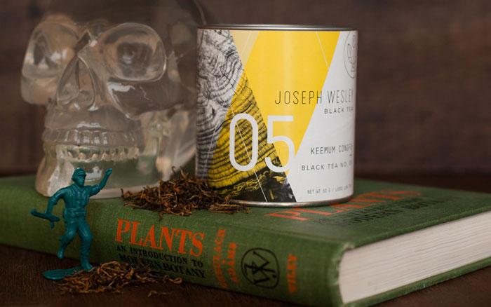 Joseph Wesley Black Tea20