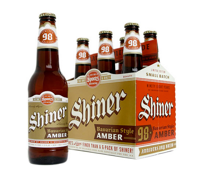 Shiner 98 Bavarian Amber