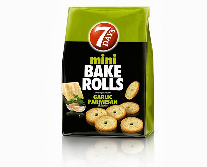 7days Bake Rolls Garlic9