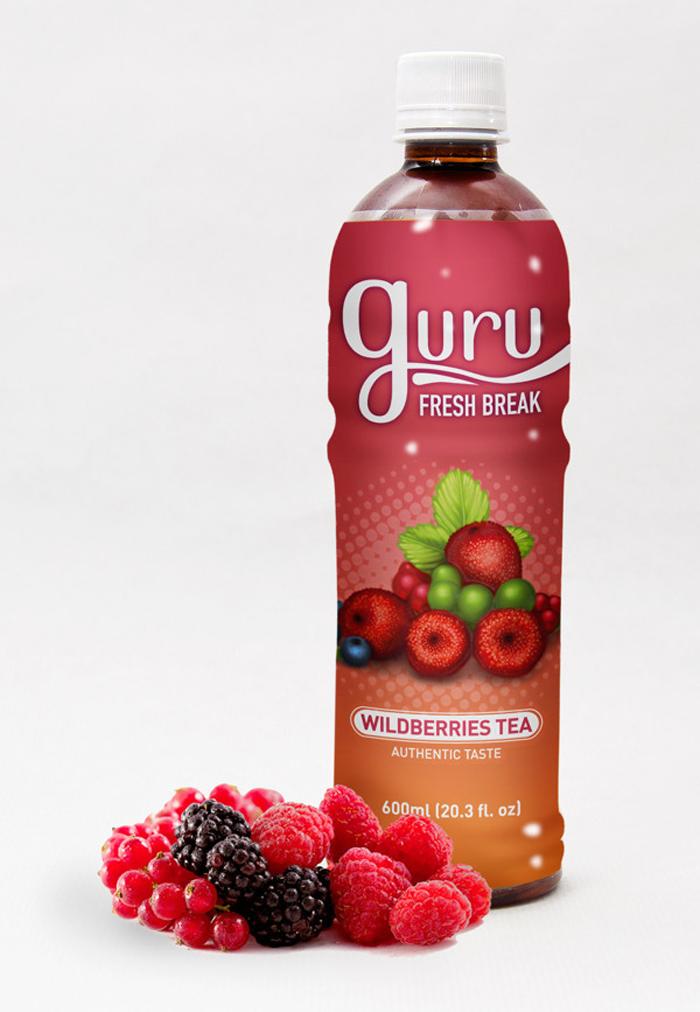 Guru Fresh Tea4