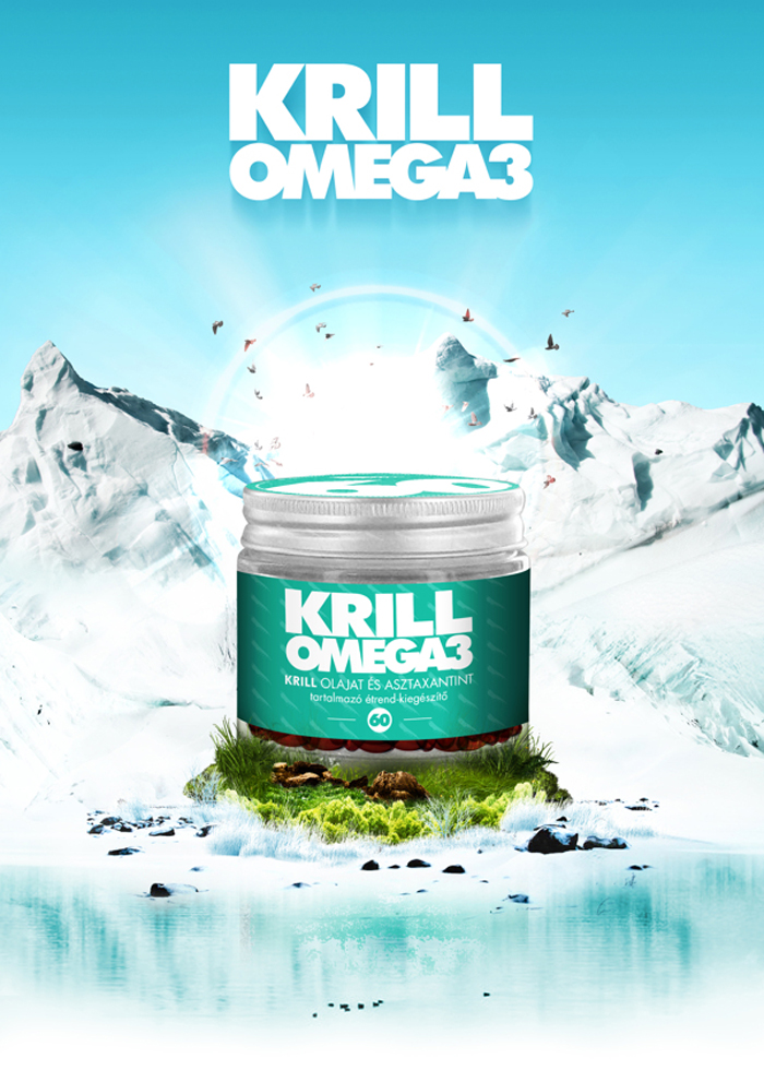 Krill Omega35