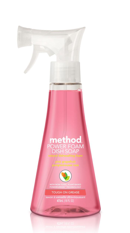 Method Power Foam Dish Soap