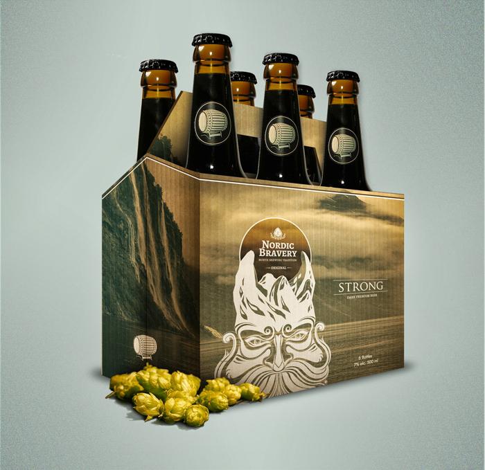 Nordic Bravery Beer5