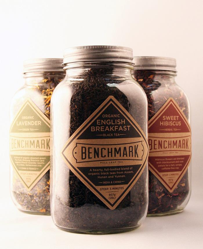 Benchmark Full Leaf Tea