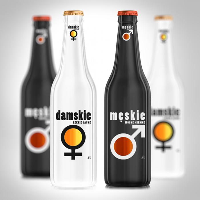 Damskie . Męskie Beer15