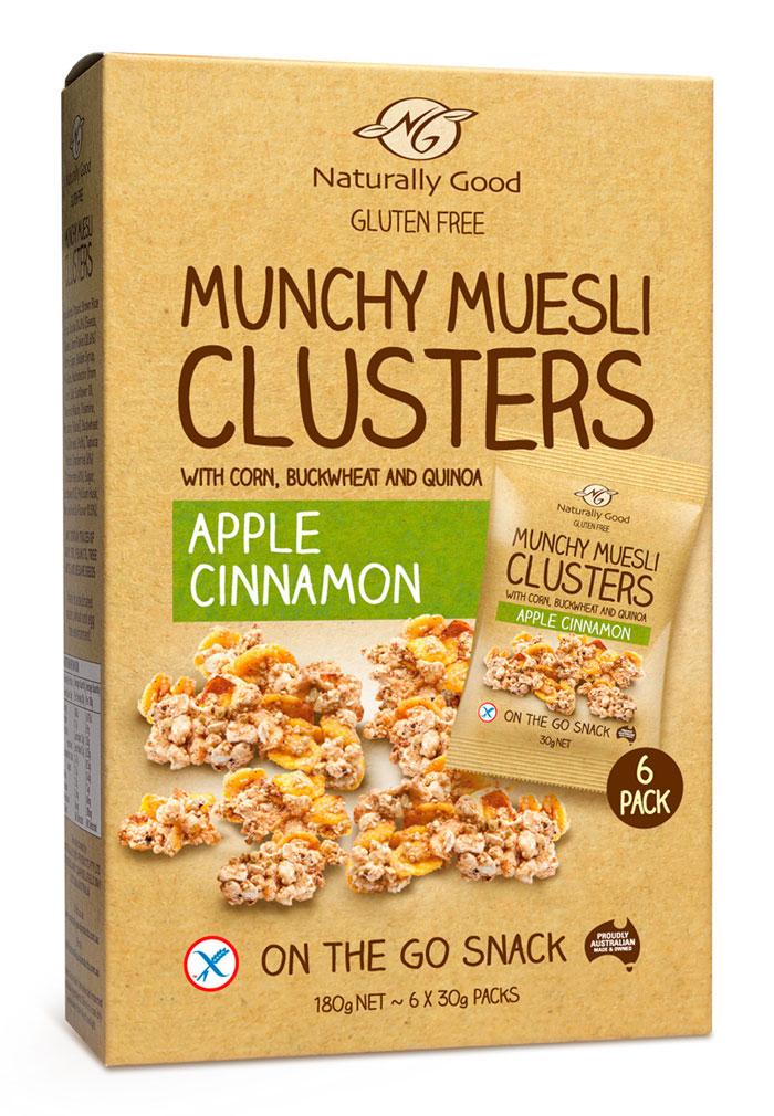 Munchy Muesli