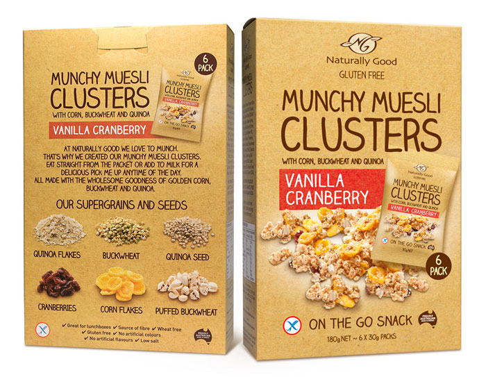 Munchy Muesli 4