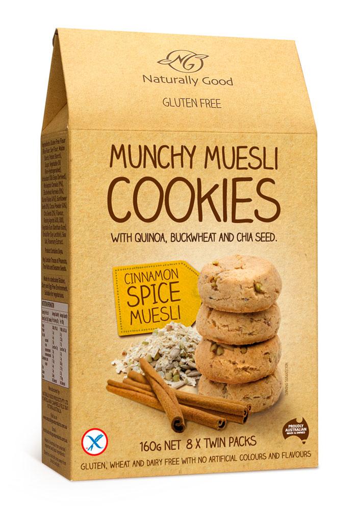 Munchy Muesli 5