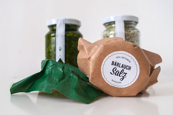 Wild Garlic Salt & Pesto12