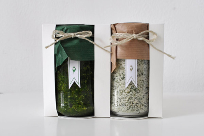 Wild Garlic Salt & Pesto4