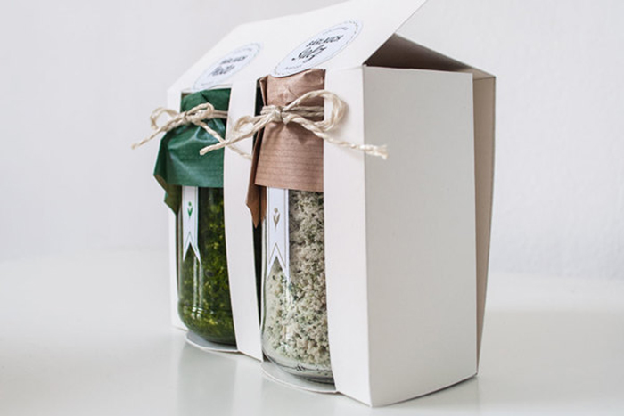 Wild Garlic Salt & Pesto6