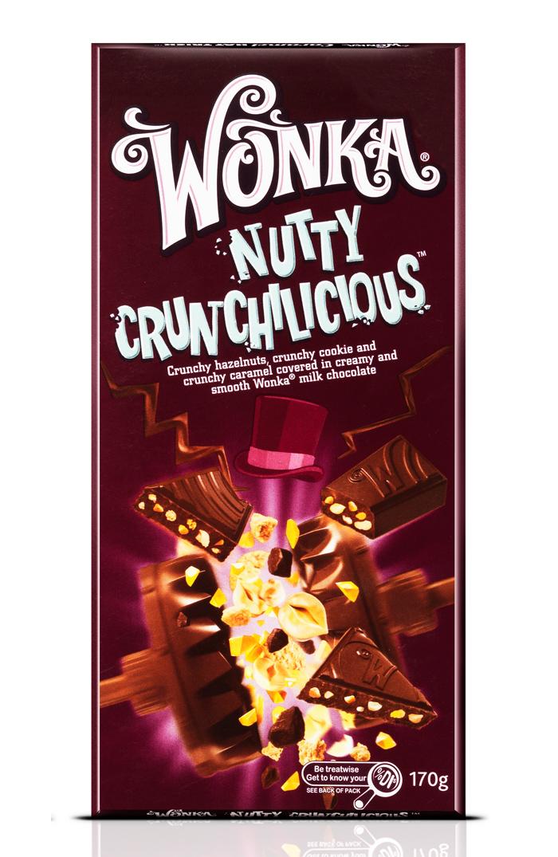 Wonka Chocolate 3
