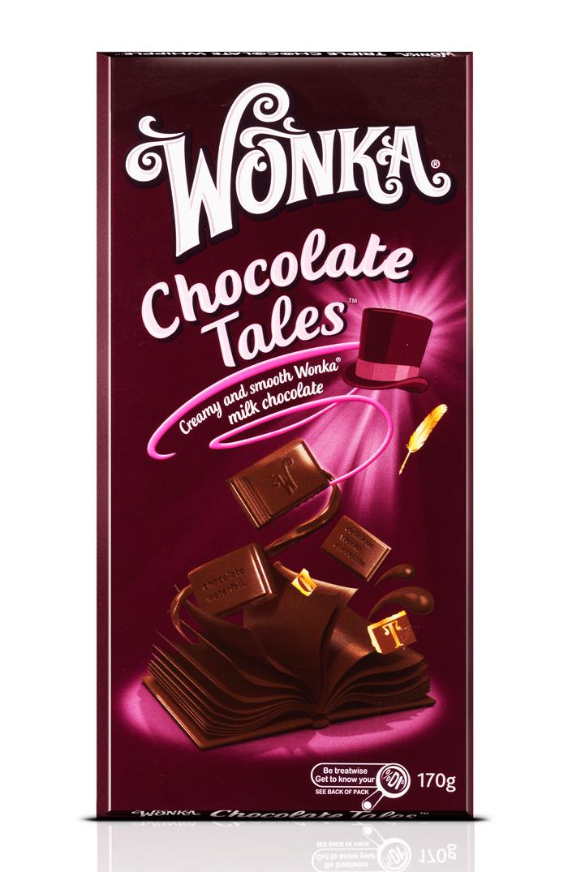 Wonka Chocolate 4