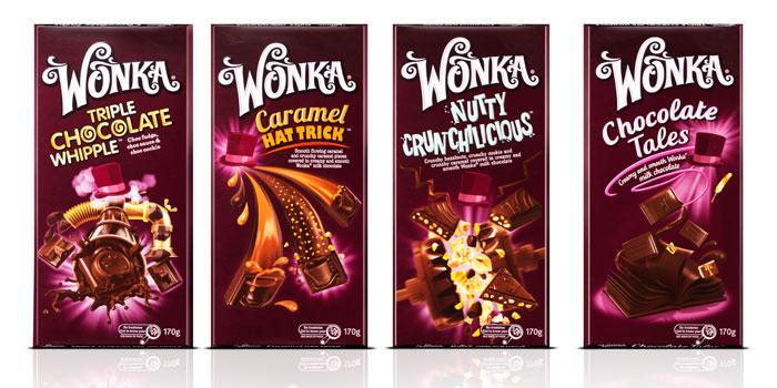 Wonka Chocolate 5