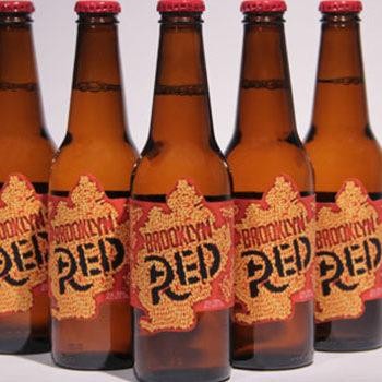 Brooklyn Red Beer