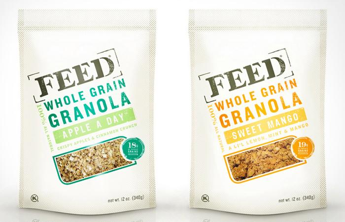 Feed Granola