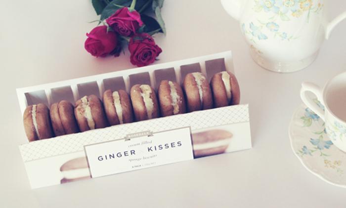 Ginger Kisses6