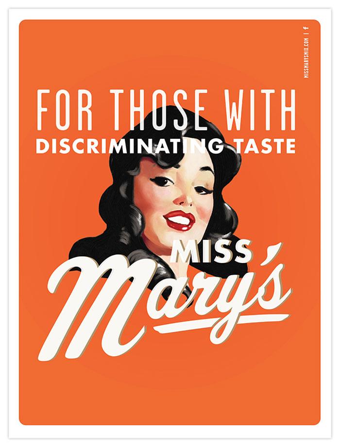 Miss Mary's8