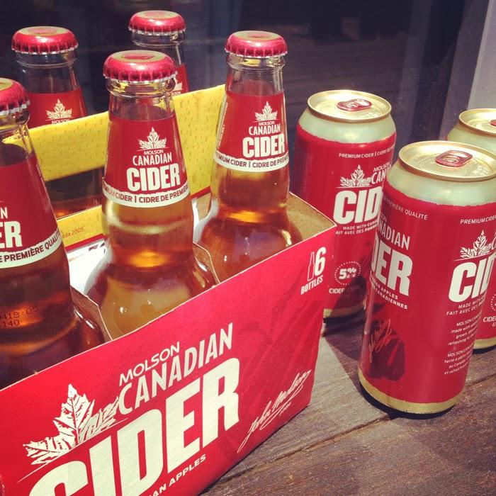 Molson Canadian Cider3