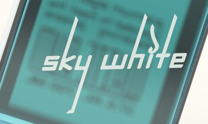 Sky White Rum