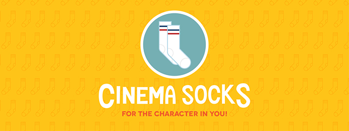 CINEMA SOCKS