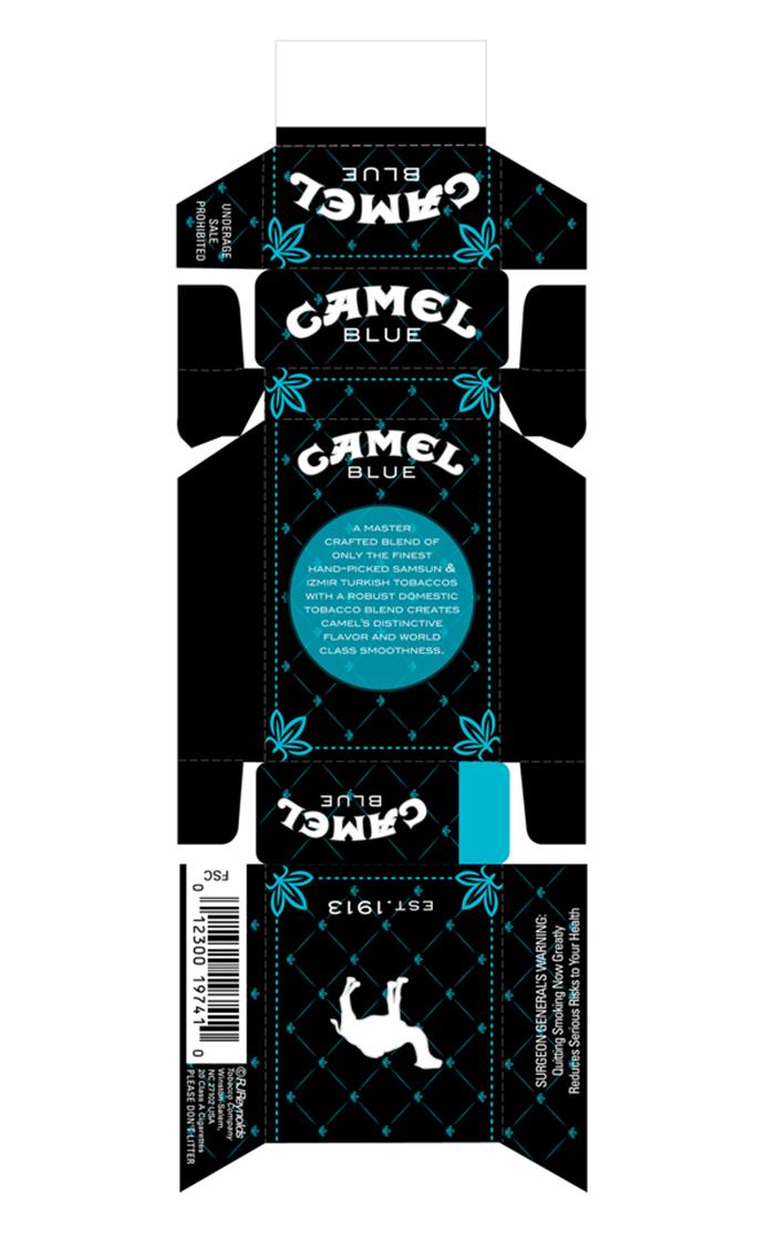 Camel Blue2