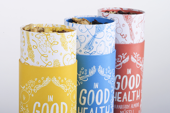 In Good Health Muesli5