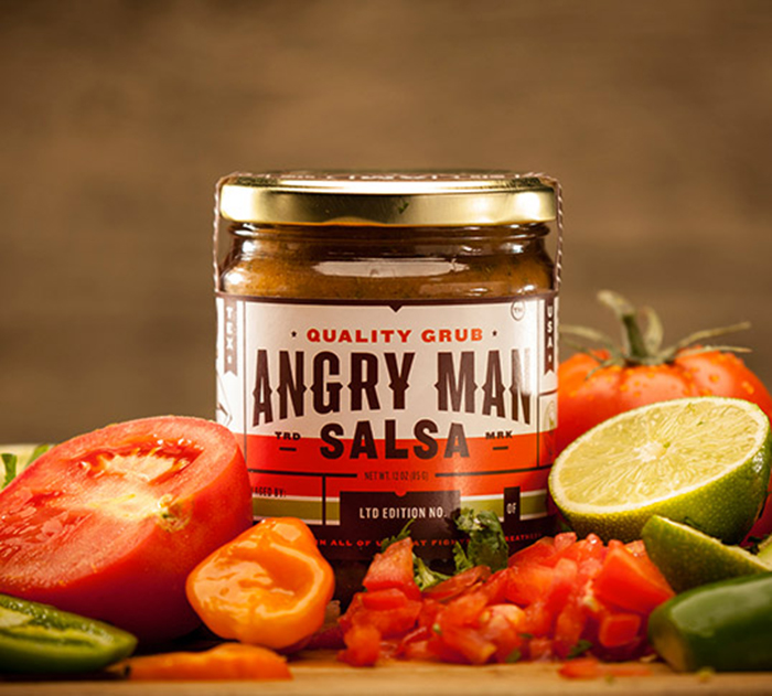 Angry Man Salsa