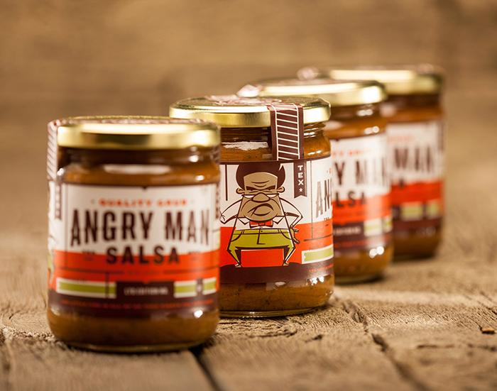 Angry Man Salsa3