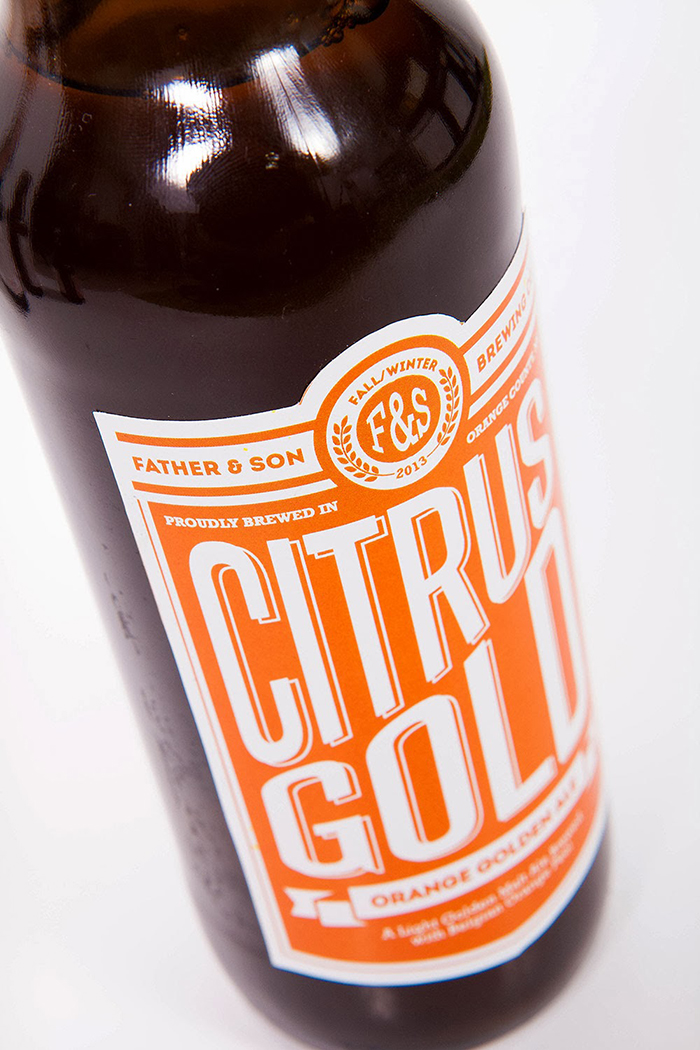 Citrus Gold Beer2