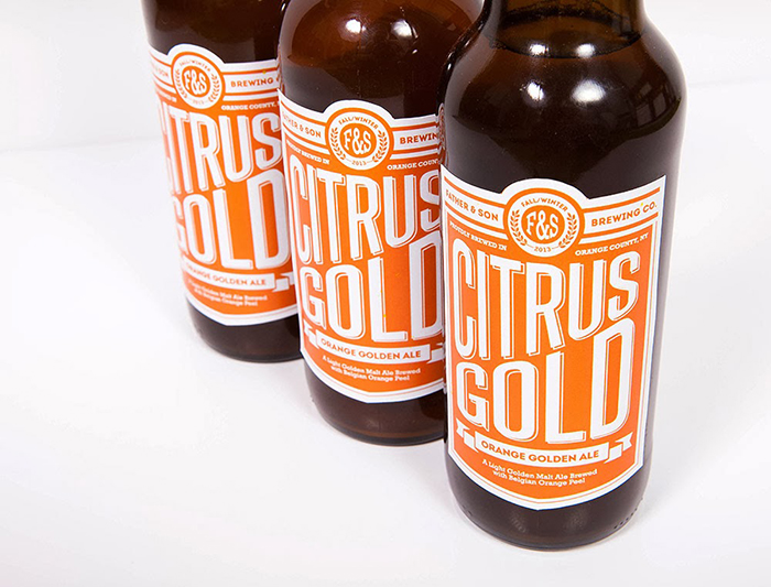 Citrus Gold Beer8