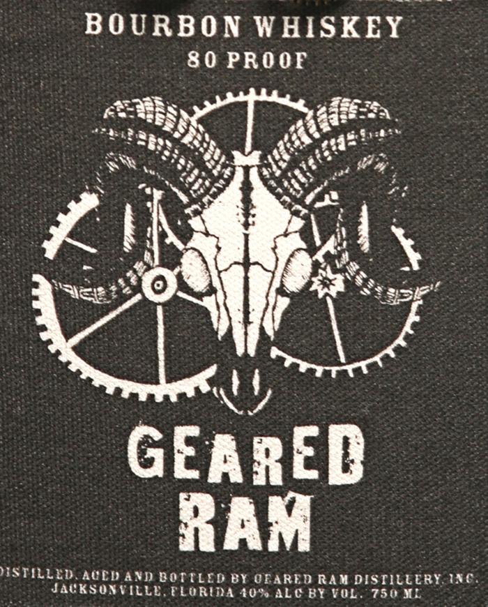 Geared Ram2