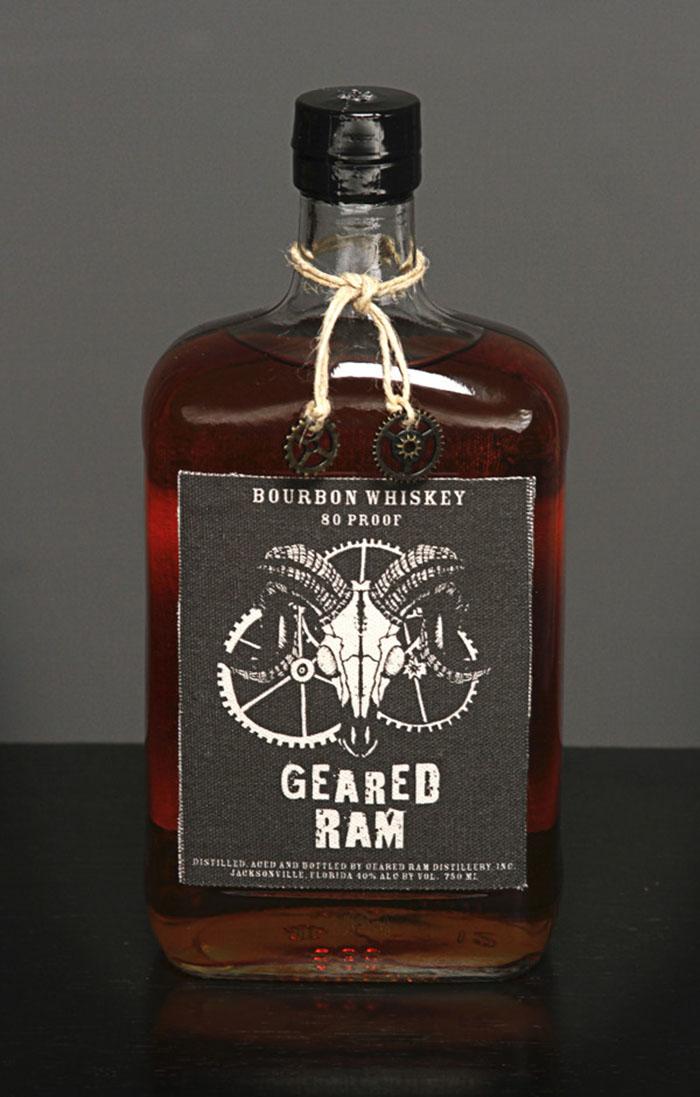 Geared Ram4