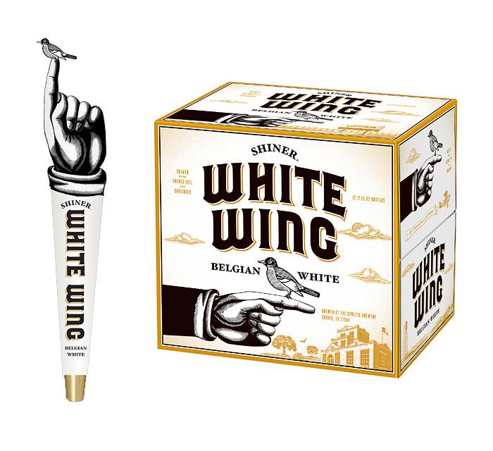 Shiner White Wing3