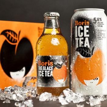 Boris ice tea