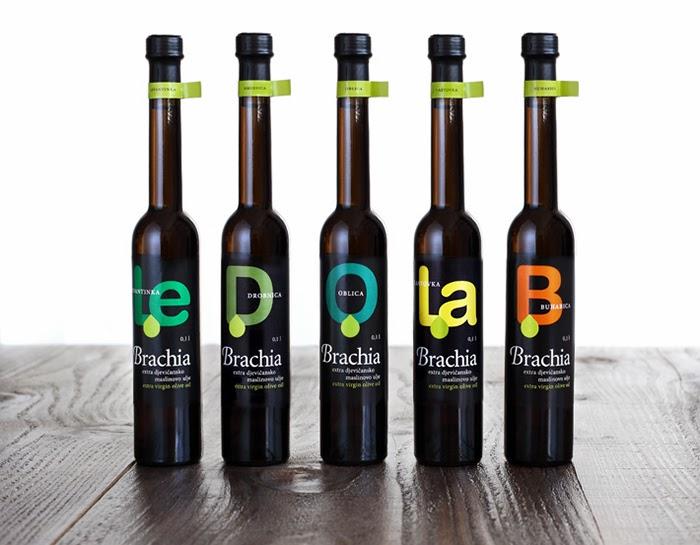 Brachia Varietal Olive Oil