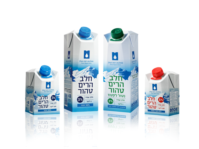 Golan Heights Dairy7