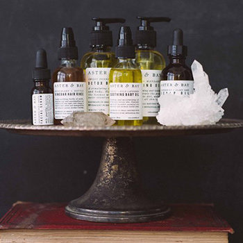 Aster + Bay Elixirs