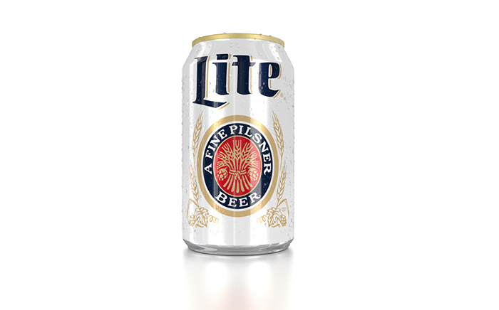 Miller Lite Can Limited-Edition