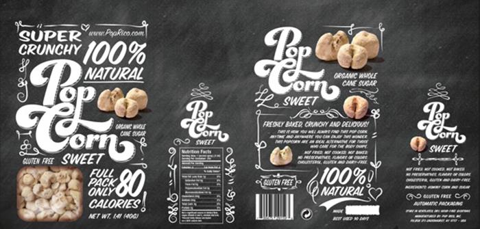POP CORN Sweet
