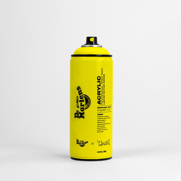 BRANDALISM Limited Edition Spray Paint Cans7