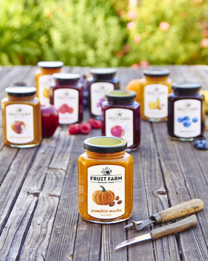 Fruit Farm Organic Jams10